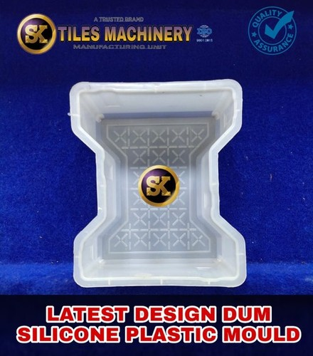 New Dumble Silicone Plastic Mould