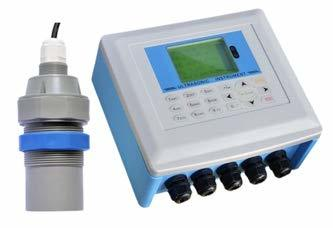 Open Channel Flow Meter