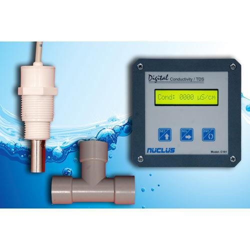 Digital Conductivity Controller Meter