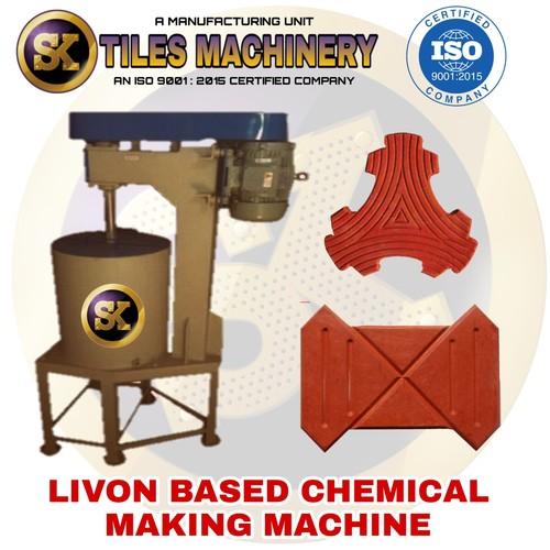 Livon Based Hardener Making Machine