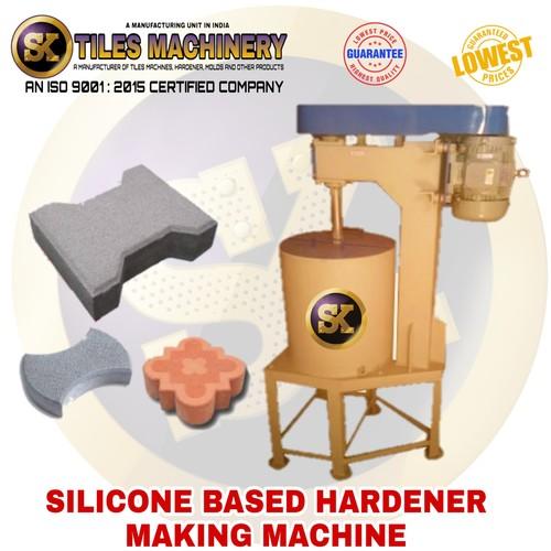 Silicone Based Hardener Making Machine