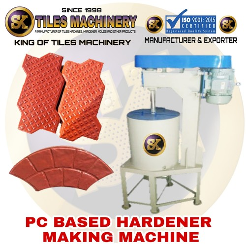 Ultra PCE Based Hardener Making Machine