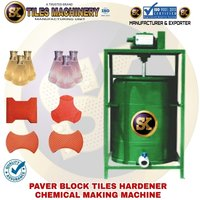 Paver Tiles Hardener Making Machine