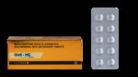 Vitamin B12,Multimineral With Antioxidant Tab