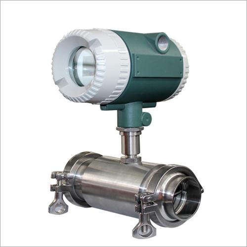 Digital Turbine Flowmeter