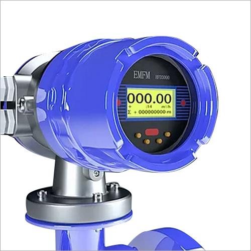 Integrated Type Electromagnetic Flowmeter
