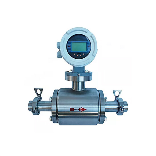 Tri-clamp Electromagnetic Flowmeter