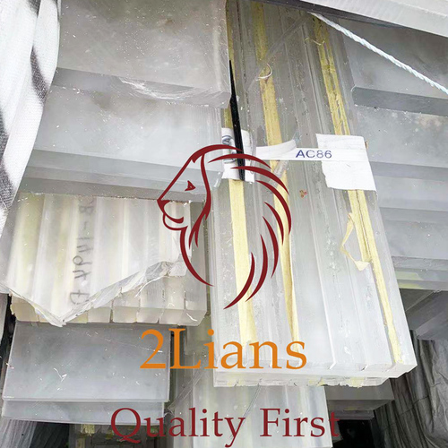 PMMA Natural Cast Type Board Sawdust Pmma Waste Scrap