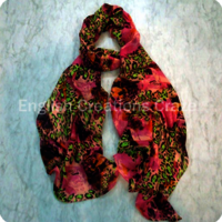buy polyester printed scarves