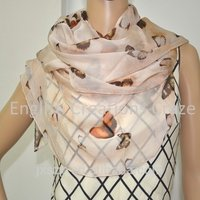 polyester printed scarves india