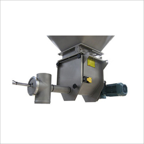 Metering Screw Feeder