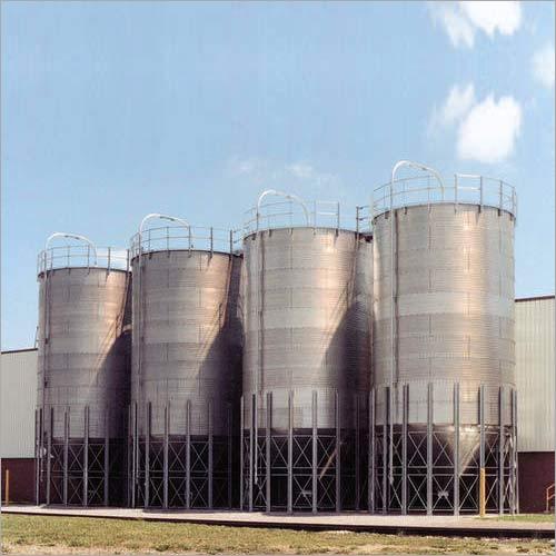 Industrial Storage Silos