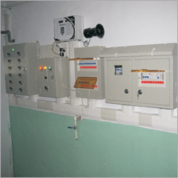 Poultry Environment Control Panel