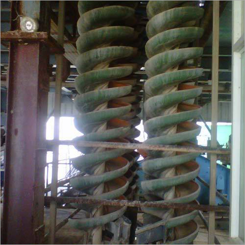 Industrial Gravity Spiral Concentrators
