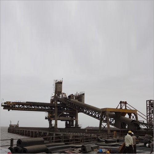 Industrial Cement Handling Plant