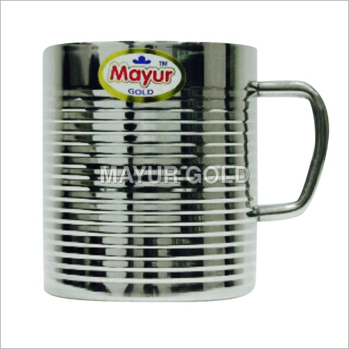 Stainless Steel Classic Tea Mug