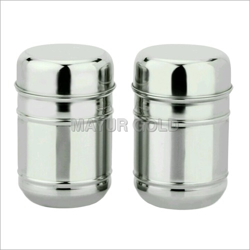 Stainless Steel Kitchen Storage Jar