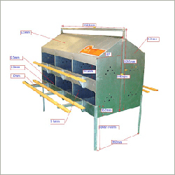 Poultry Nest Unit
