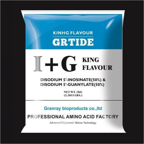 Disodium 5 Grtide Kinhg Food Flavour