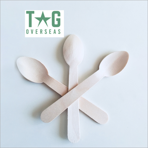 Disposable Wooden Spoon