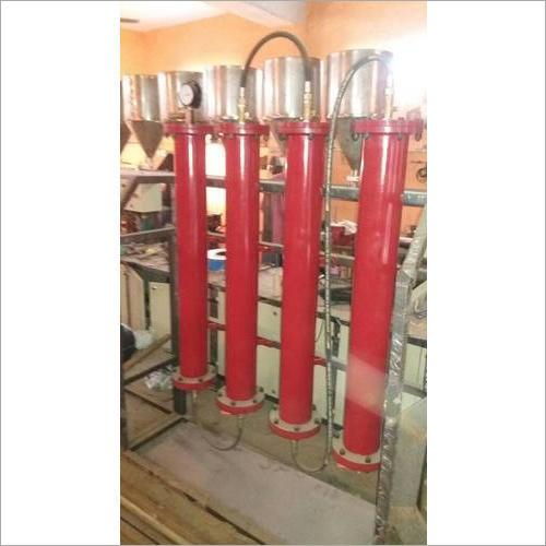 Gas Filtration Plant Four Column Set