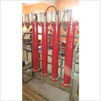 Gas Filtration Plant Four Column Set