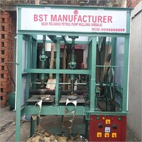 Automatic Double Die Paper Dona Making Machine