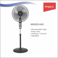 IMPEX Pedestal Fan (BREEZE HS 01)