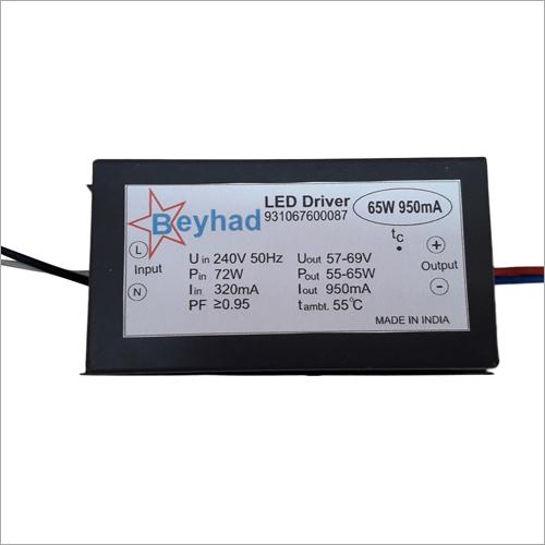 65W 950mA LED Driver