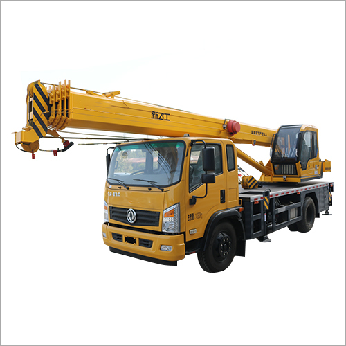 10 Ton With Dongfeng Chassis Crane