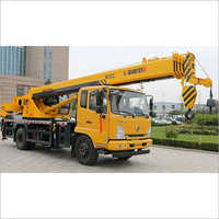 12 Ton With Dongfeng Chassis Crane