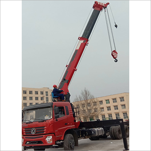 Heavy Duty Double Cylinder Crane