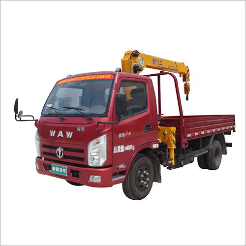 3.2 Ton Truck Mounted Crane