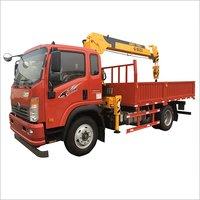 4 Ton Truck Mounted Crane