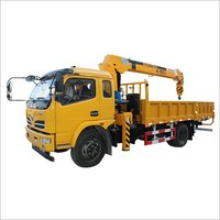 6.3 Ton Truck Mounted Crane