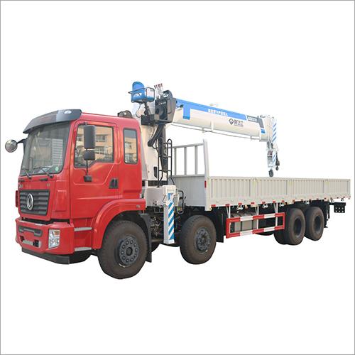14 Ton Truck Mounted Crane