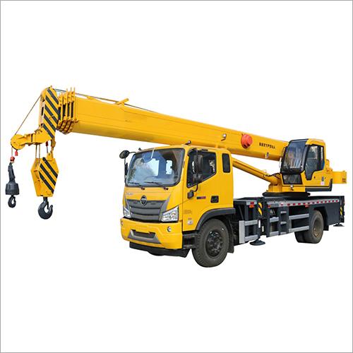16 Ton Truck Mounted Crane