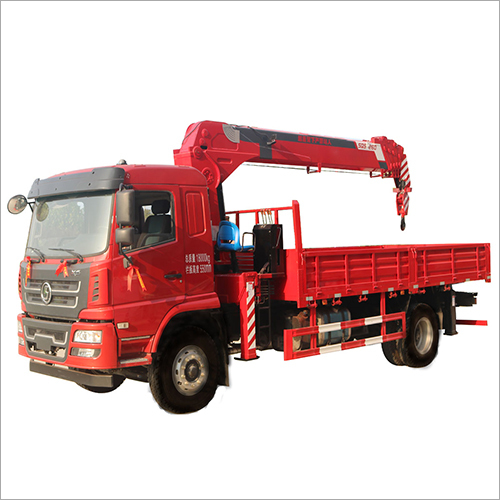 2 Axle Truck Mounted Crane