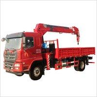 2 Axle Truck Mounted Crane