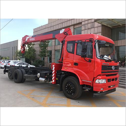 3 Axle Truck Mounted Crane
