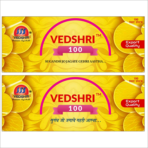 Vedshri Aromatic Incense Sticks
