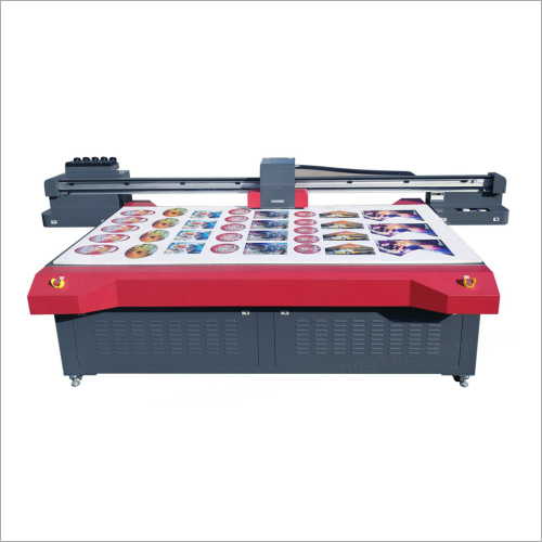 2513 UV Flatbed Printer Machine