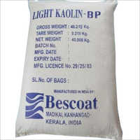 Light Kaolin Powder
