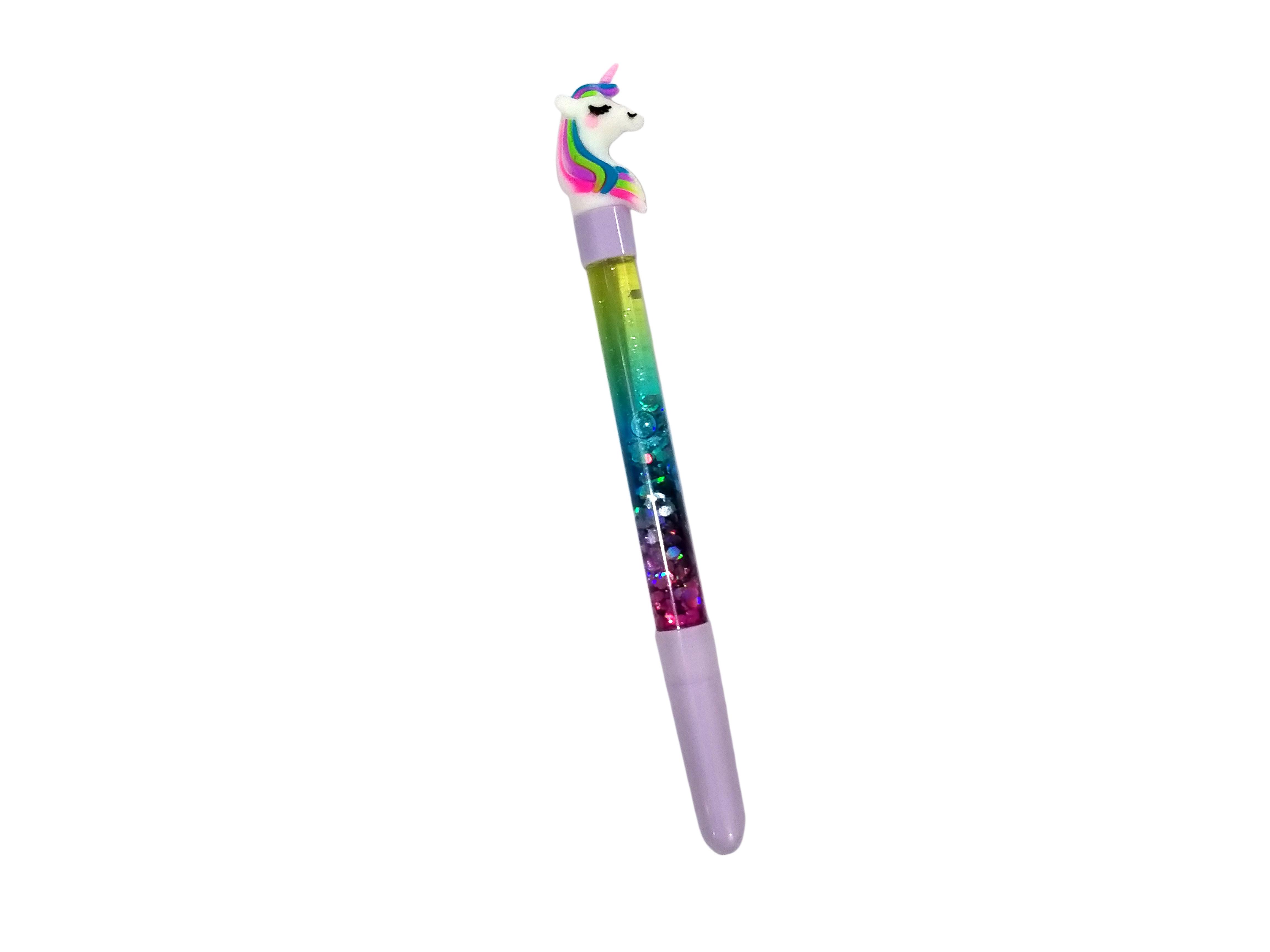 Fancy Water Sparkle Gel Pen for Kids