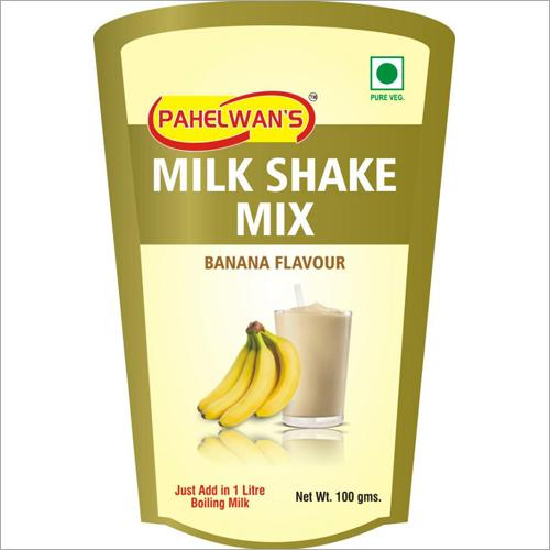 100 gm Banana Flavour Milkshake Mix