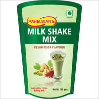 Kesar Pista Flavour Milk Shake Mix
