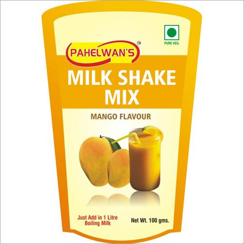 Mango Flavour Milkshake Mix