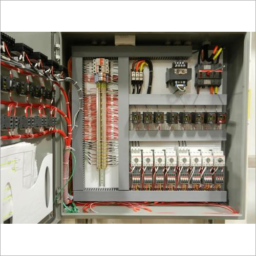 Electrical Control Panel Fabrication Services