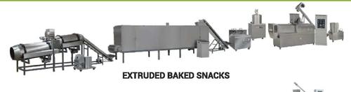 Snacks Making Machinery