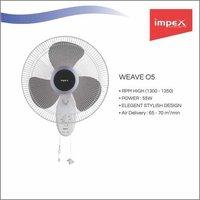 IMPEX Wall Fan (WEAVE O5)